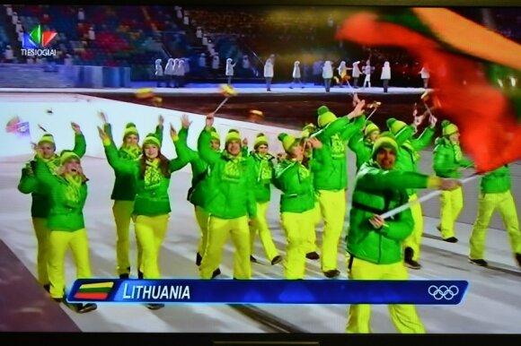В Сочи зажгли олимпийский огонь, игры объявлены открытыми