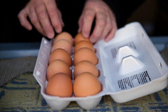 Artėja Velykos: ar už kiaušinius teks mokėti daugiau?