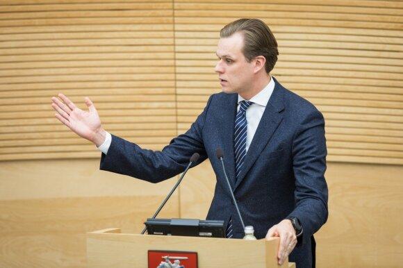 Nepaisant visko, Seimas priėmė 2019 metų biudžetą