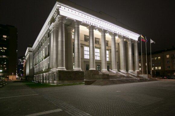 Biblioteka – visiems atviri žinių ir idėjų namai