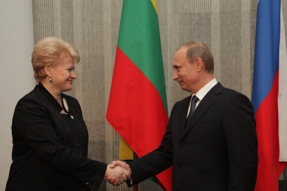 Du madingiausi Rusijoje mitai apie Baltijos valstybes