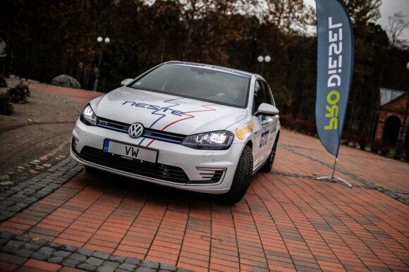 """""""Volkswagen Golf GTE"""""""
