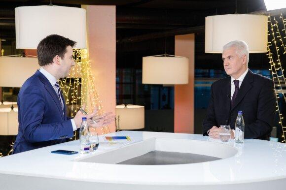 Arnas Mazėtis, Algimantas Pamerneckas