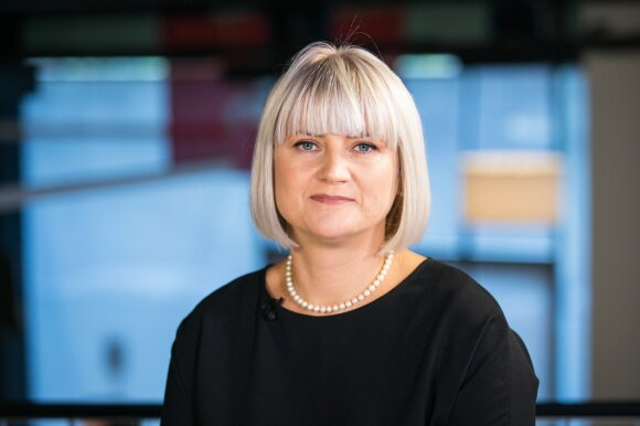 AMES studijų užsienyje ekspertė Eglė Kesylienė