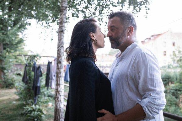 Eduardo Gimenezas ir Monika / Foto: Dovilė Di
