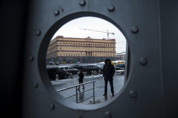 FSB karininko išpažintis: praregėjus nuo visko pradeda pykinti