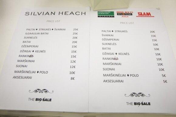 Italai į Lietuvą atvežė seniai pamirštų prekių ženklų: brangiausia prekė – 25 eurai