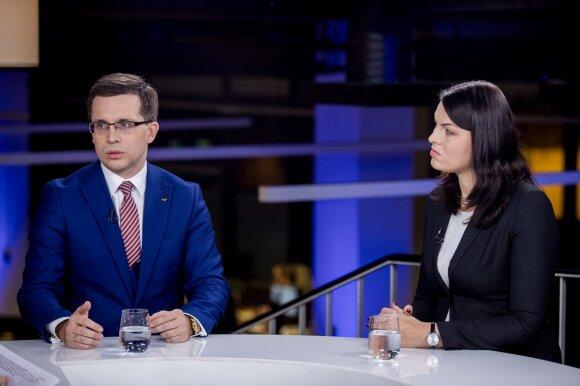 Karolis Rugys, Rasa Kazėnienė
