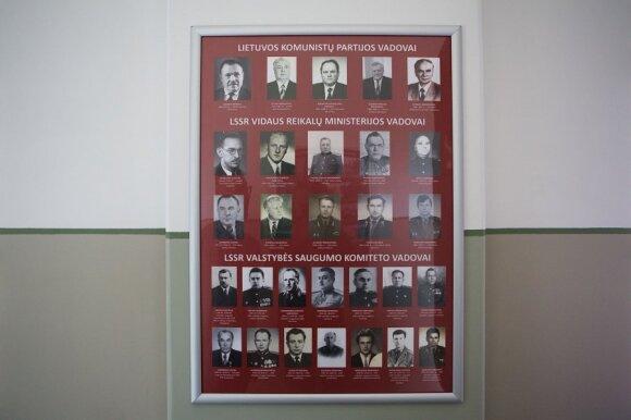 Бразаускас – на доске позора рядом с руководителями КГБ