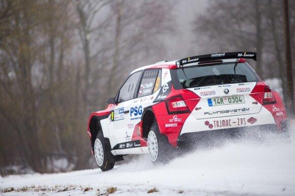 """Kaip saugiai atšvęsti pirmąjį šių metų festivalį """"Winter Rally""""?"""