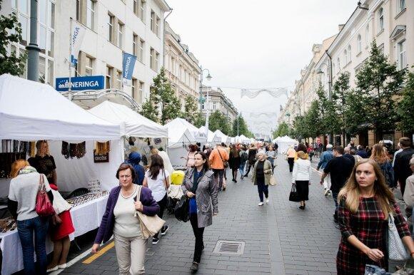 """Vilniuje – """"Sostinės dienos"""": įvertinkite kainas"""