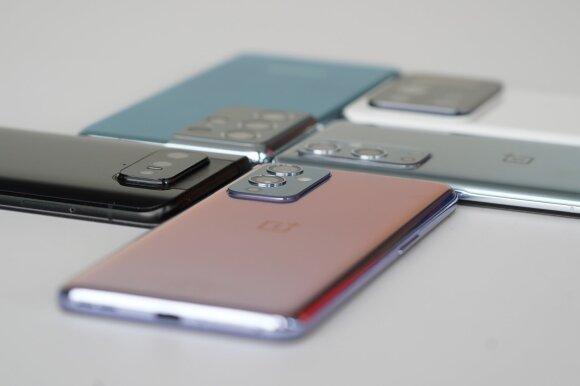 Asus Zenfone 7 Pro, Samsung Galaxy S21 Ultra, OnePlus 9, OnePlus 9 Pro, Xiaomi Mi 11 Ultra