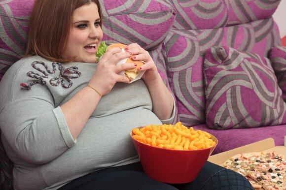 45 kg atsikračiusi moteris: buvau tiek nutukusi, kad žengusi kelis žingsnius, kaipmat pradėdavau dusti