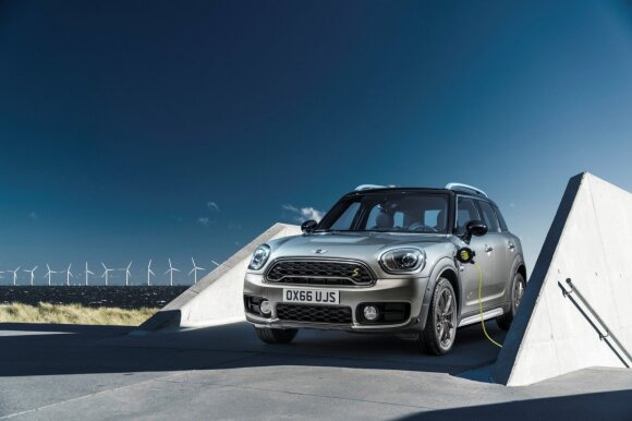 """MINI Cooper S E Countryman ALL4"""