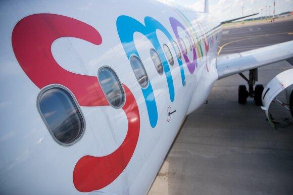 """""""Small Planet Airlines"""" turės pasiaiškinti dėl finansinės būklės"""