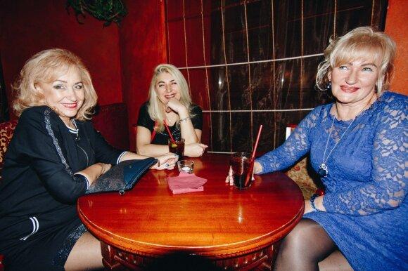 Liudmila, Irina ir Lilija