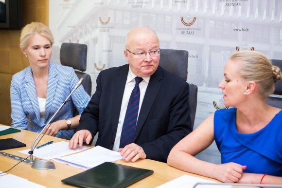 Laura Matjošaitytė, Zenonas Vaigauskas