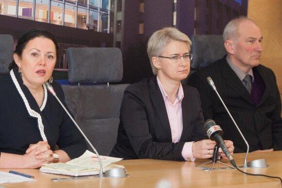Aurelija Stancikienė, Neringa Venckienė, Jonas Varkala