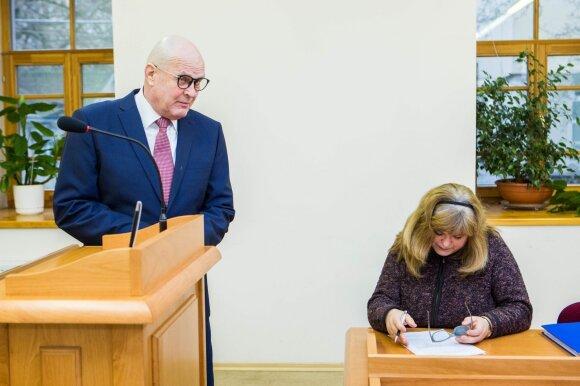Gediminas Jacka, Virginija Jackienė