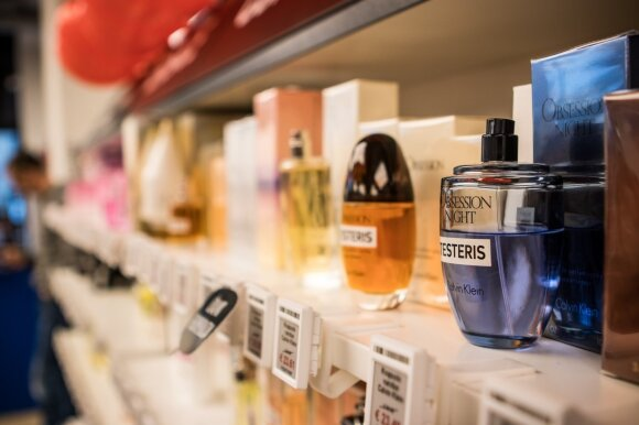 Didžiuosiuose miestuose esančiose Pigu.lt parduotuvėse gausus ne tik asortimentas, bet ir testuoti skirtų kvepalų pasirinkimas
