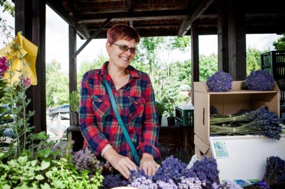 Vilniuje prekiauja augalu, kurio visi važiuoja į Prancūziją: naudingas ir virtuvėje, ir miegamajame