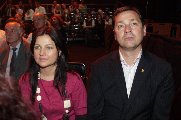 Agnė Zuokienė įvardijo priežastis, kodėl nusprendė skirtis su Artūru Zuoku