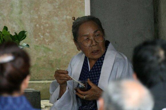 Okinavos ilgaamžių paslaptis – kitokia mityba