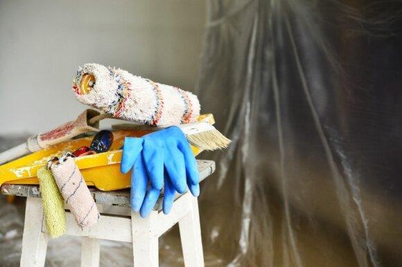 Būsto įrengimas virto visišku fiasko: vietoj planuotų 3000 eurų paklojo dvigubai daugiau