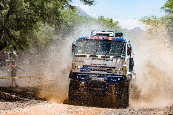 2018-ųjų Dakaro ralis: yra ko laukti