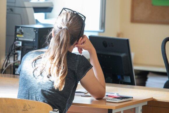 Ruošiamės brandos egzaminams – specialistų patarimai abiturientams ir jų tėvams