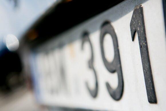 Valstybiniai registracijos numeriai