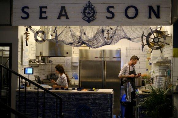 Season – žuvies restoranas