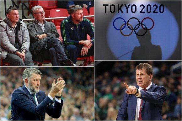 Kas ves Lietuvą į Tokiją? Atėjo Maskoliūno metas, o gal bus sugrąžintas Sireika?