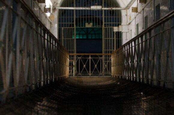 Kalėjimų departamento vadovo postą Krikštaponis paliko ne tuščiomis: esu sąžiningas žmogus
