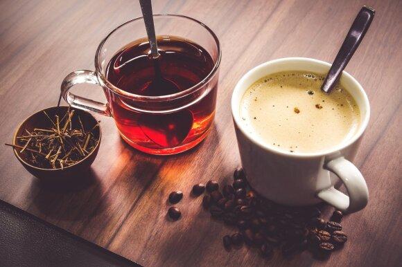 Kava ir arbata