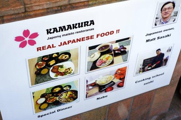 Sako, tikras japonų maistas
