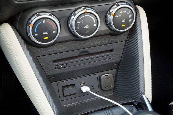 Automobilių priežiūra: yra viena išimtis iš taisyklės