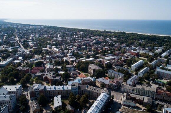 Kol Lietuvos pajūryje NT šluojamas neadekvačiomis kainomis, Latvijos kurortuose galime rasti tikrų perliukų