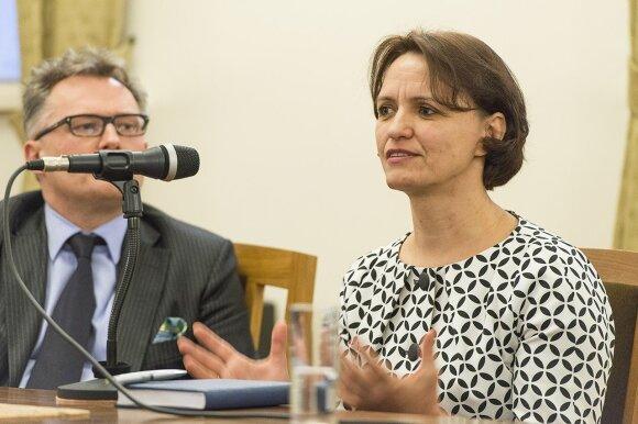 Professor Asta Petraitytė-Briedienė.   Photo Ludo Segers