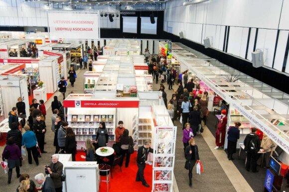 Vilniaus knygų mugė prasideda nuo Arkikatedros stotelės