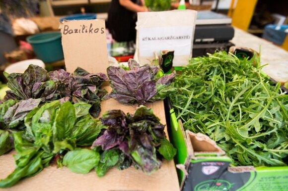 Lietuviškų daržovių sezonas: žirnių kilogramas – 6 eurai
