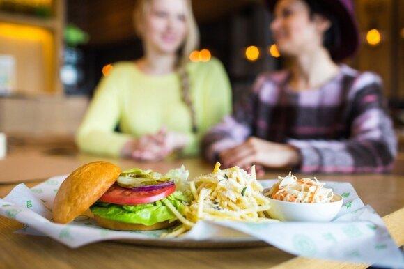 Gudrus triukas, padėsiantis suvalgyti mažiau kalorijų