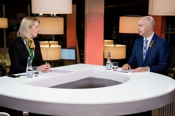 Kristina Pocytė, Aurelijus Veryga