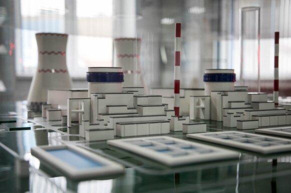 EK vadovė: diskusijos dėl Astravo AE nebaigtos