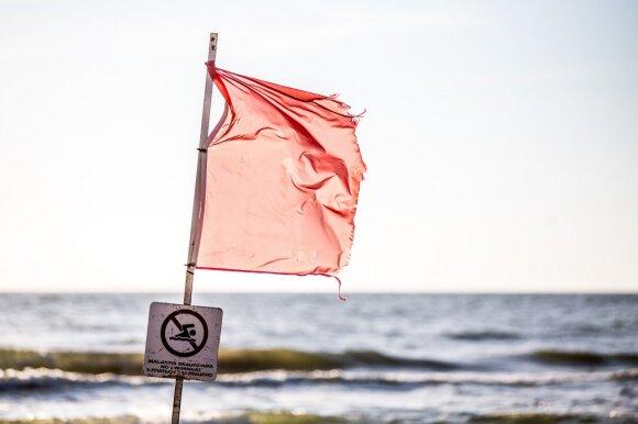 Maudynės Palangos Jūroje