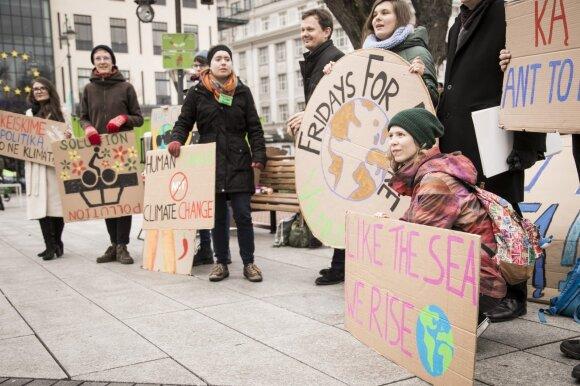 Ekologiniai judėjimai Lietuvoje: įsitraukia vis jaunesni žmonės
