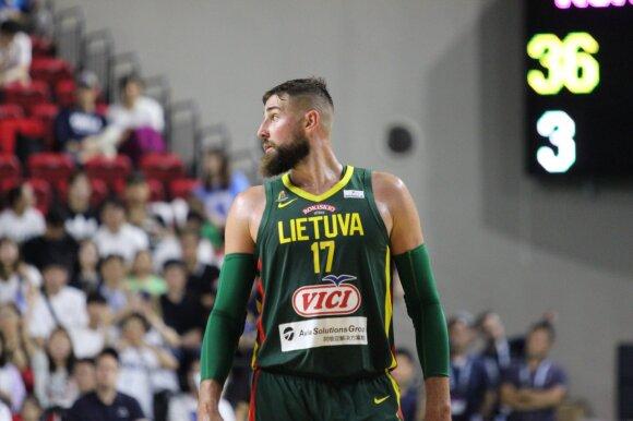 Draugiškos rungtynės: Pietų Korėja - Lietuva