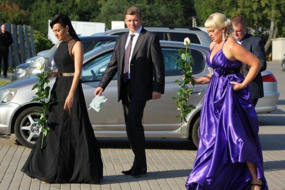 Lietuvos garsenybių stiliaus klaidos vestuvėse
