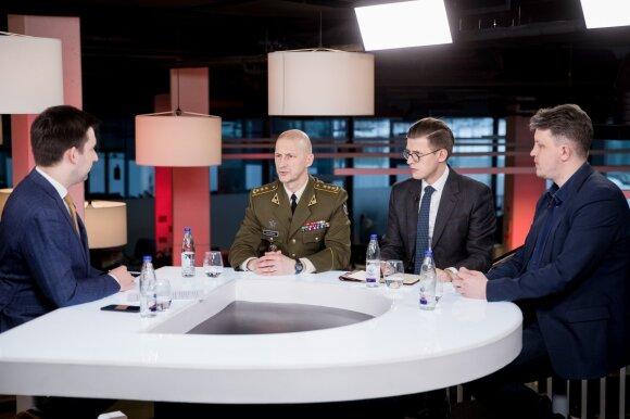Arnas Mazėtis, Remigijus Baltrėnas, Arnoldas Pikžirnis, Vaidas Saldžiūnas