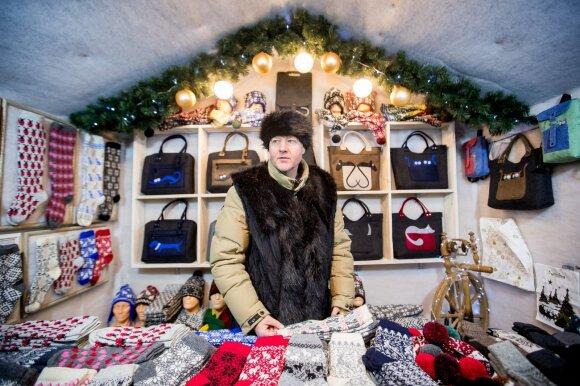 Vilniaus kalėdinis miestelis